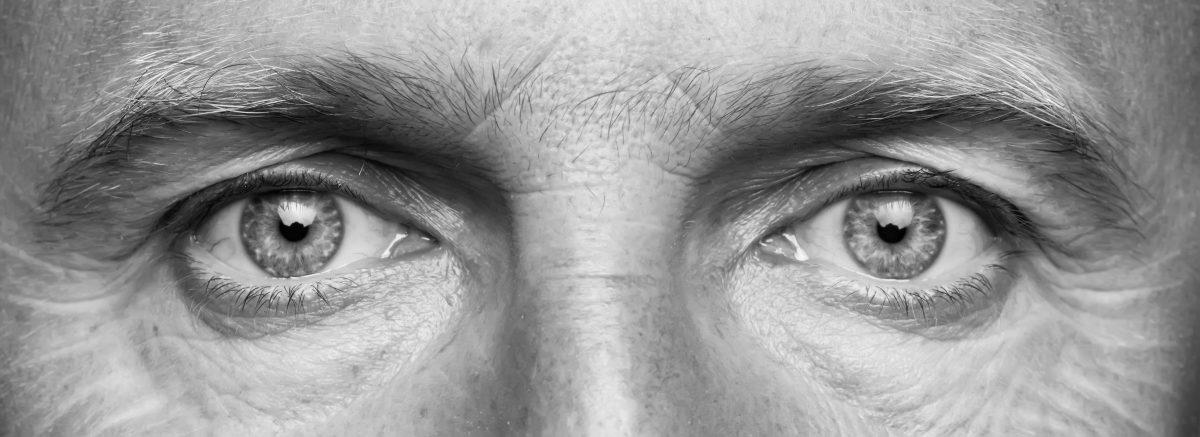 mans-eyes